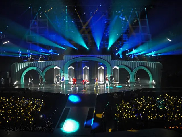 BIGBANG Alive Galaxy Tour 2012