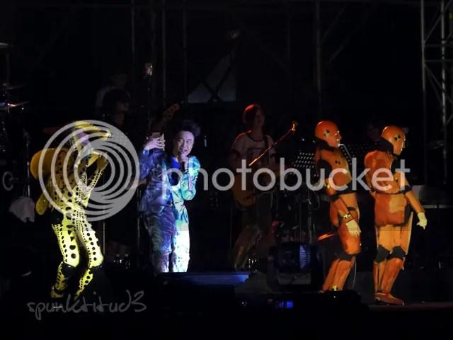 Eason Chan DUO Concert