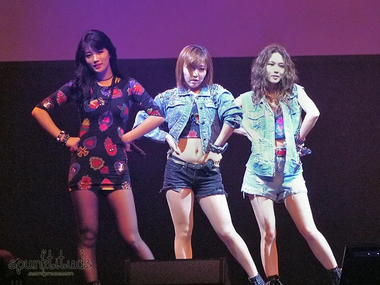 Miss A Independent Showcase