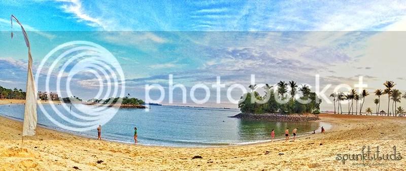 Gorgeous seaside
