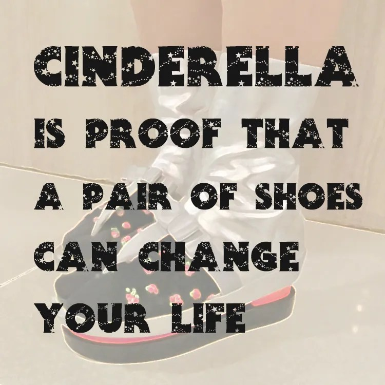 Pearls of Wisdom - Cinderella