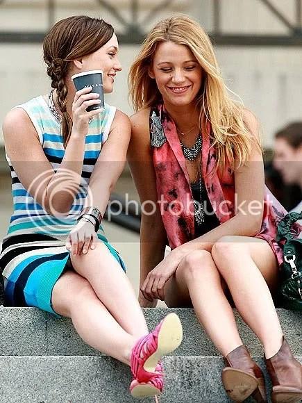 Dean and Deluca Gossip Girl