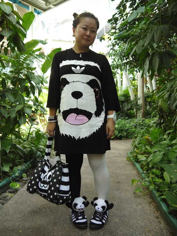 Look of the Day - Kungfu Panda
