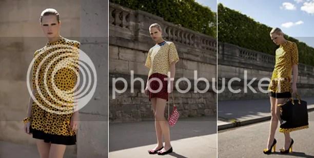 Louis Vuitton X Yayoi Kusama Lookbook