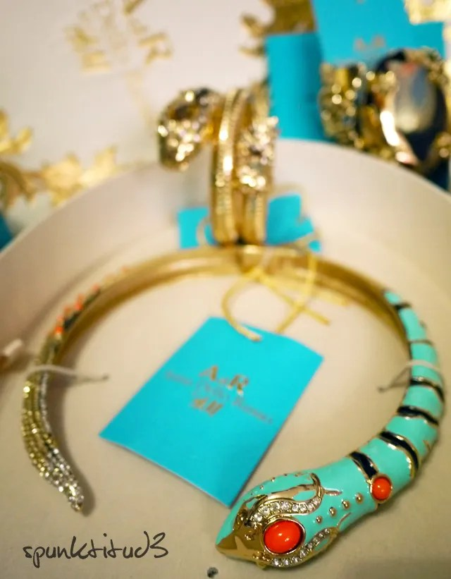 Anna Dello Russo for H&M Accessories Collection