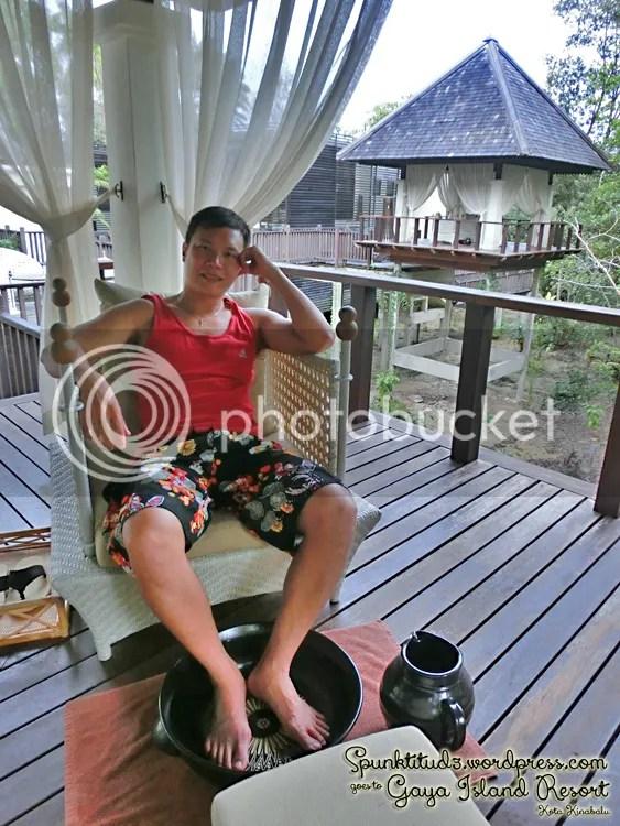 Gaya Island Resort - Spa Village