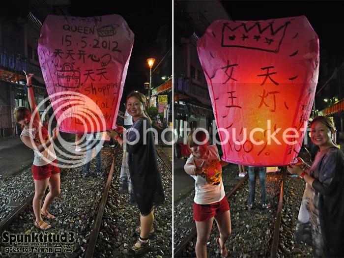 Shifen Sky Lantern