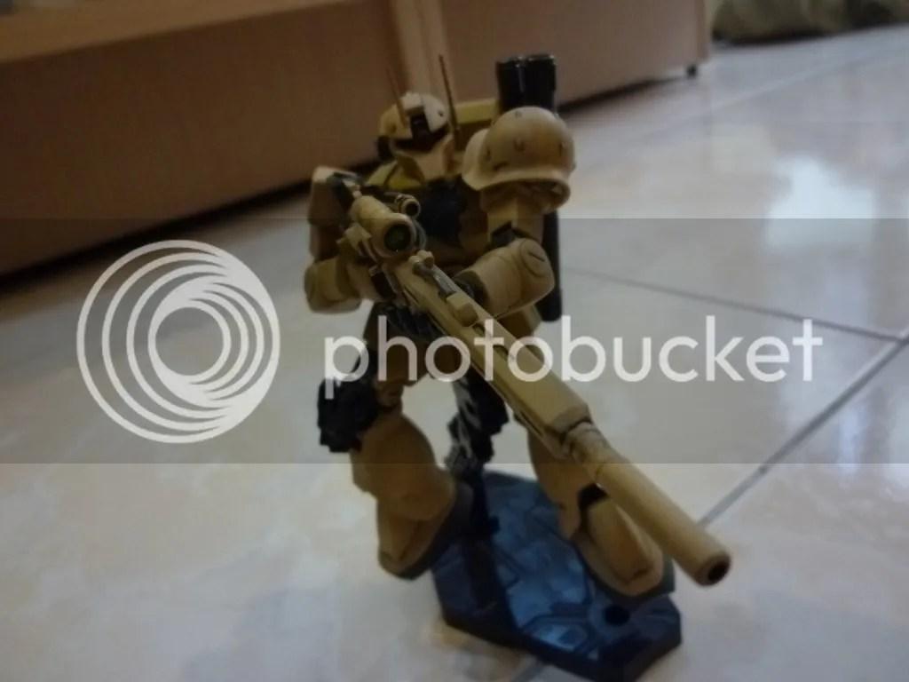 Gundam Unicorn ep4 戰爭博物館 @ 河童的模型記錄 :: 痞客邦