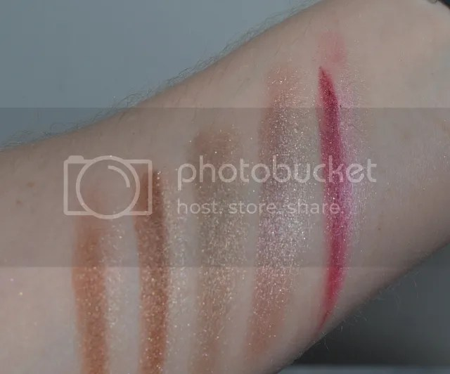 photo Catrice Instant Glam Eyeshadow Palette swatches_zpsa0g3qkvs.jpg