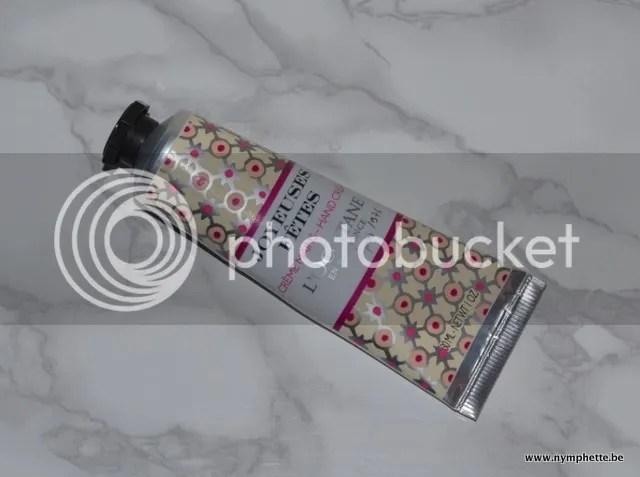 photo LOccitane Christmas Hand Cream_zpspw6zq4op.jpg