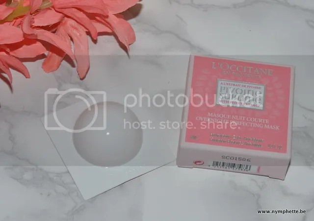 photo LOccitane Pivoine Overnight Perfecting Mask 1_zpsmdzylg7n.jpg