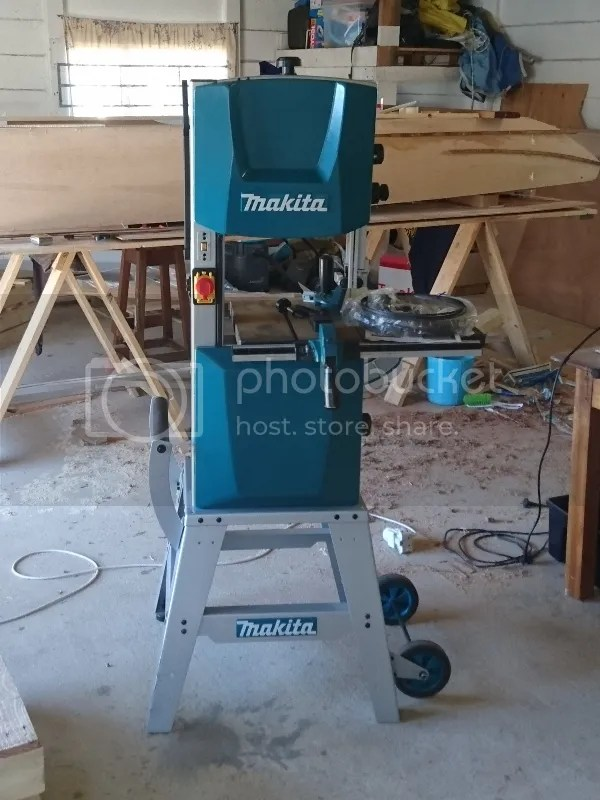 Band Saw Ripping