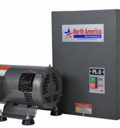 details about pl 3 pro line 3hp rotary phase converter built in starter made in usa [ 1600 x 1000 Pixel ]