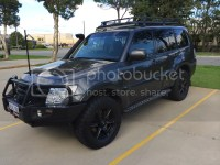 Roof rack for Pajero | 4x4Earth