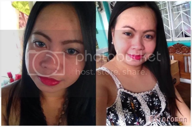 ponds bb cream review before and after