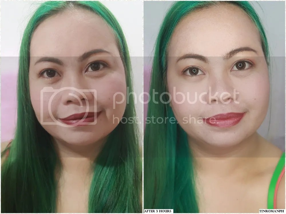 Avon Ideal White Essence Foundation With Glutathione Spf 50 Before and After Review