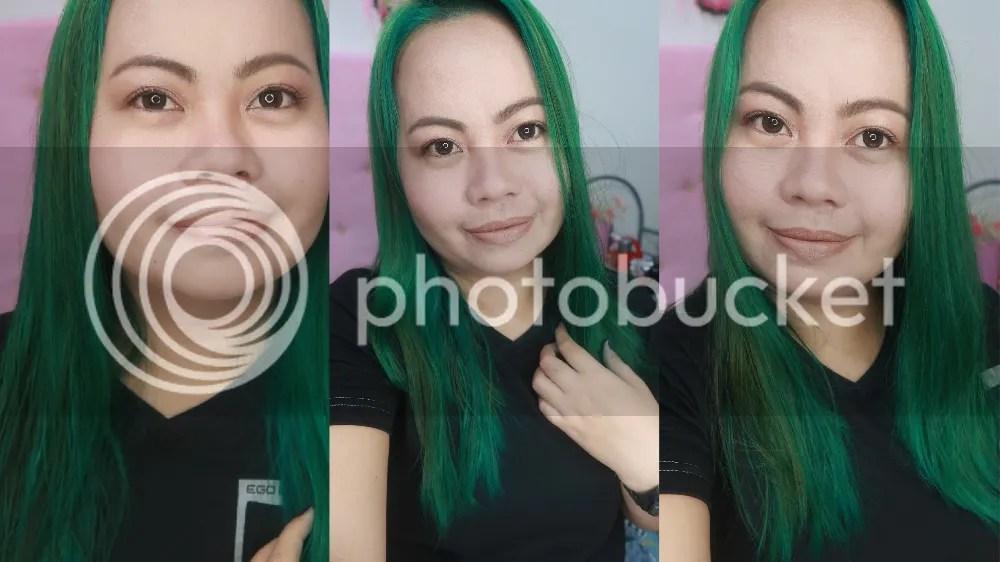 Hair Color Transformation
