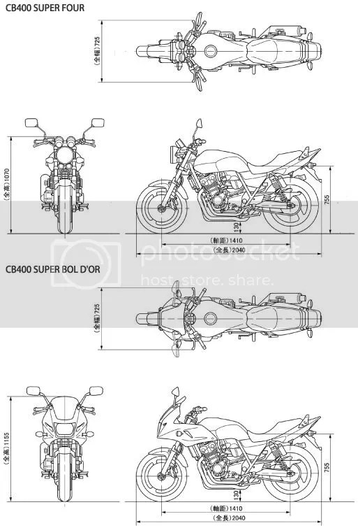 FAQ and Information about Honda CB400 Revo NC42