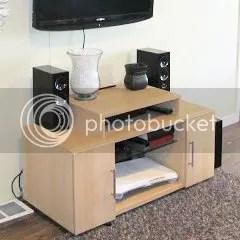 Bush TV stand