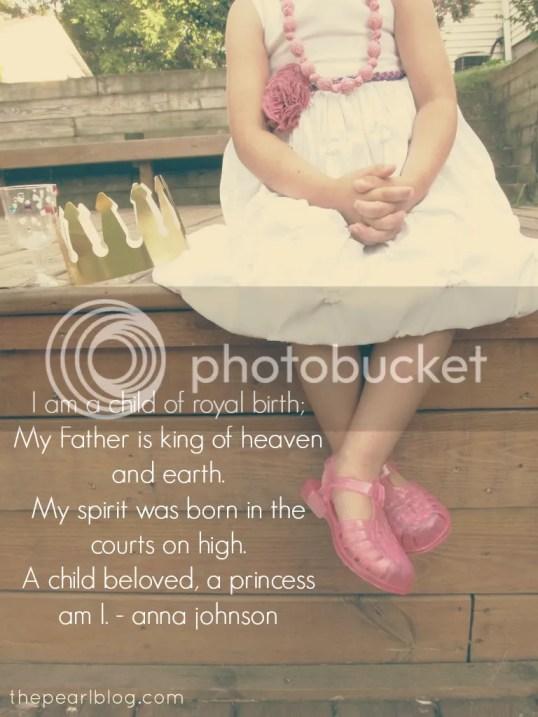 anna johnson princess quote