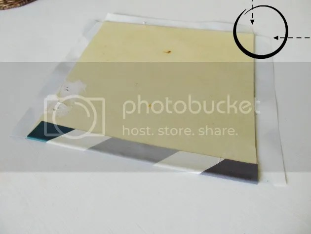 making your own mouse pad