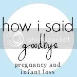 loss and how I said goodbye