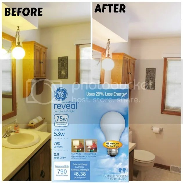 home lighting makeover