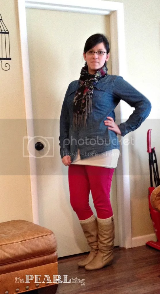 Maurices outfit
