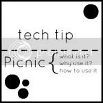 tech tip – picnic