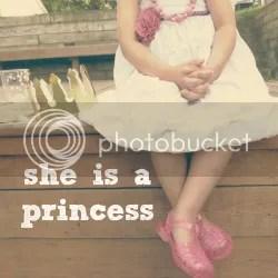 she is a princess