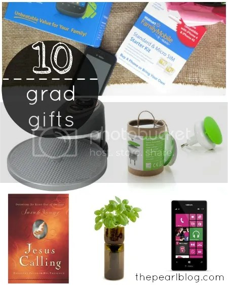 10 graduation gifts + Walmart Best Plans #FamilyMobile #shop