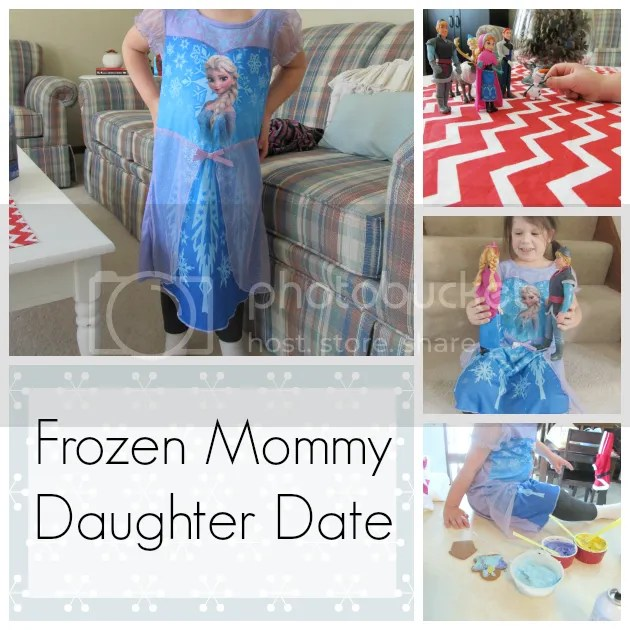FROZEN Mommy Daughter Date #FrozenFun, #shop, #cbias