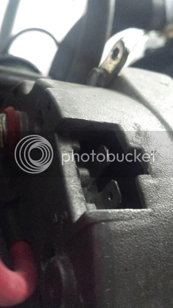 Wiring Diagram Ford Alternator External Regulator