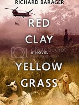 Red Clay, Yellow Grass cover