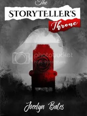 The Storyteller's Throne cover