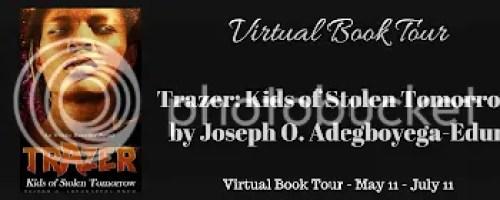 Trazer: Kids of a Stolen Tomorrow tour graphic