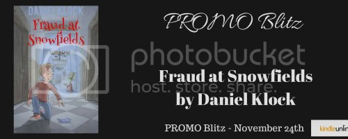 Fraud at Snowfields banner