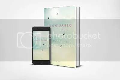 photo Juan Pablo and the Butterflies hardcover and iphone_zpsje5mcfzq.jpg