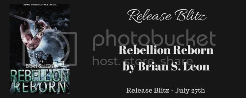 Rebellion Reborn tour graphic