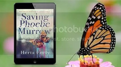photo Saving Phoebe Murrow on tablet with butterfly in background_zpsbj2whzpe.jpg