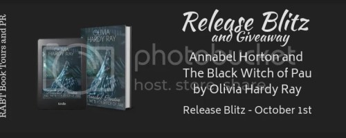 Annabel Horton and the Black Witch of Pau banner