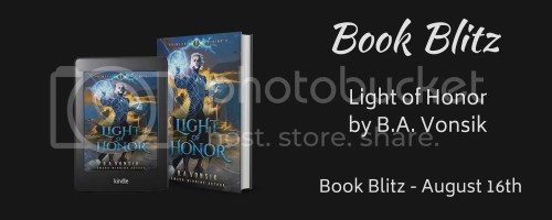 Light of Honor banner