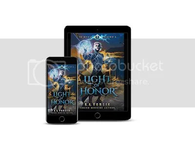 Light of Honor tablet