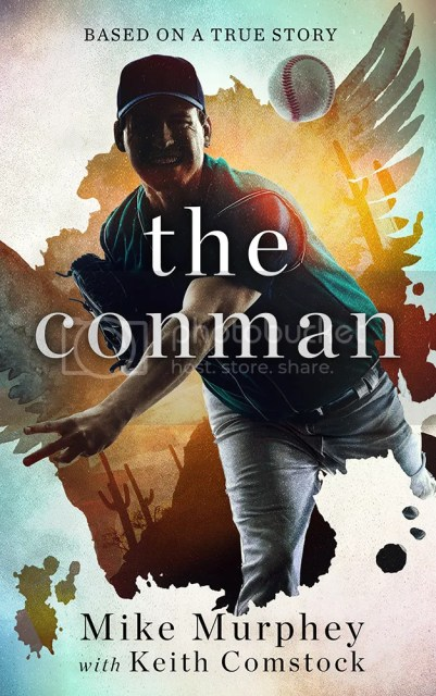 The ConMan cover