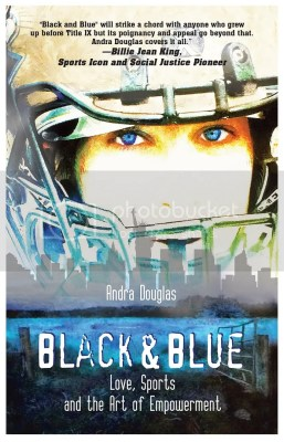 Black & Blue cover