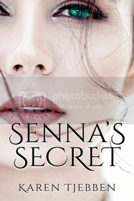 Senna's Secret cover