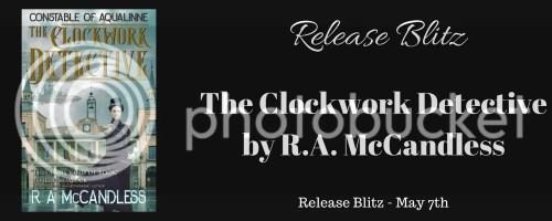 The Clockwork Detective banner