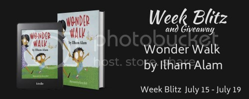 Wonder Walk Week banner