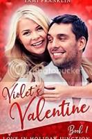 Violet's Valentine cover