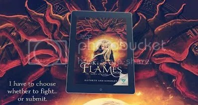 photo King Of Flames on tablet with bookcover background_zpsv0p6wmxo.jpg